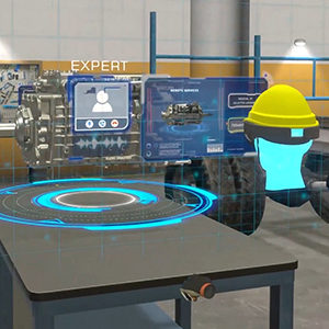 Augmented Reality & Virtual Reality for training, Product Visualization, Maintenance & Prototyping