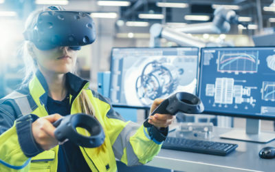 Benefits of AR/VR Training for Unskilled Labor Women