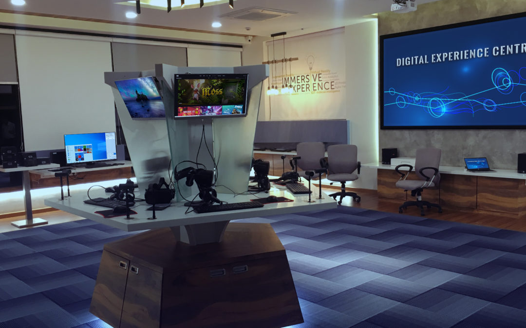 TNQ InGage bags the IDC Award for Best Digital Experience Centre