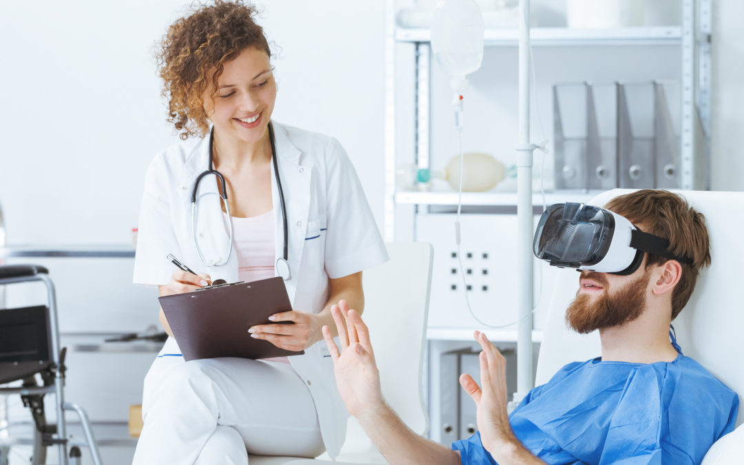 Rehab and the Future Role of Technology