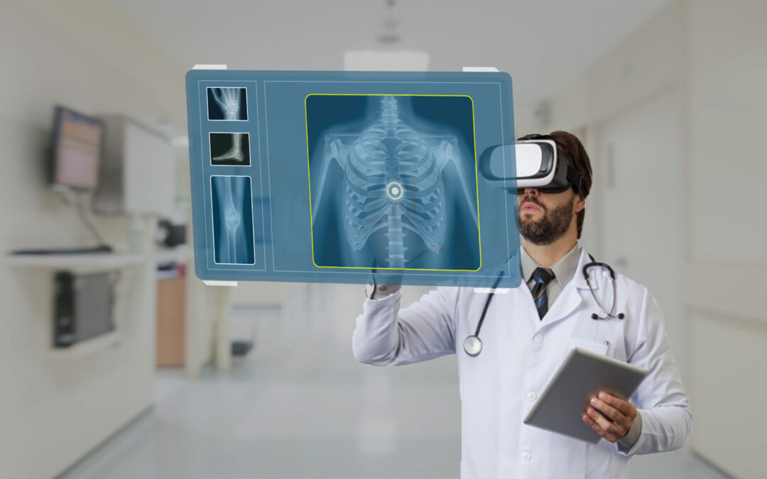 Virtual Reality for Radiography Training